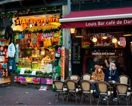 In Amsterdam groeit detailhandel harder dan horeca