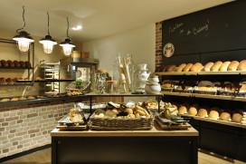 Bakkerij Schellens heeft instore bakery in Van der Valk Hotel