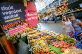 Ondernemers onzeker over toekomst Markthal Rotterdam