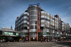 Bijenkorf vernieuwd restaurants in Utrecht en Den Haag