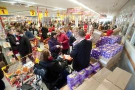 ABN rekent op stijging fooduitgaven