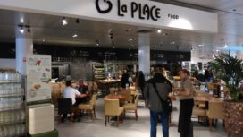Jumbo/La Place aast op restaurants