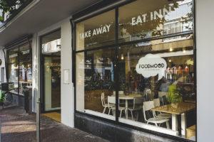 Foto's FoodMood: gezond fastfood met eerste locatie in Nijmegen